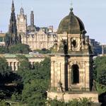 Edimburgo, capital da Escócia