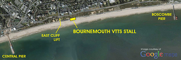 Bournemouth location