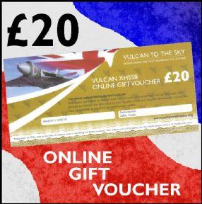 'C'-£20 Online Gift Voucher