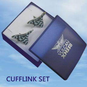 Camo design Cufflink Set