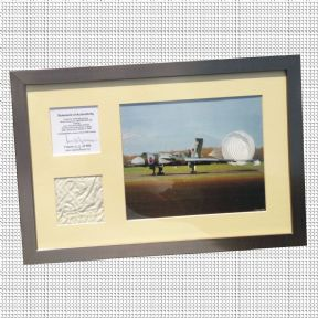 Brake Parachute Section from XH558 - Large Framed
