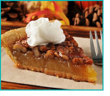 Pecan pie - USA (Sweet)