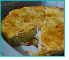 Buko pie – The Philippines (Sweet)