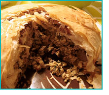Pastilla – Morocco (Sweet/Savoury)