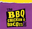 The BBQ Chicken & Bacon One