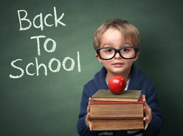 back to school incentive