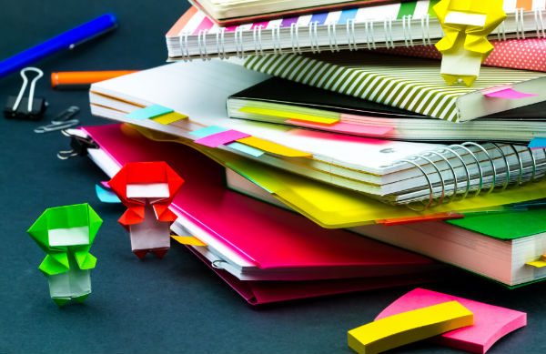 organise your home office day