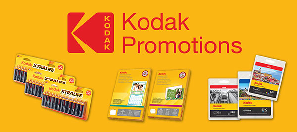 kodak promotions