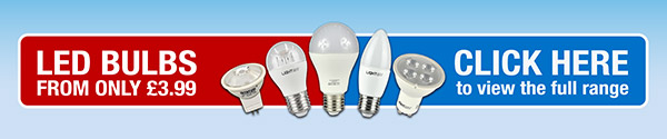 led bulbs from 3.99