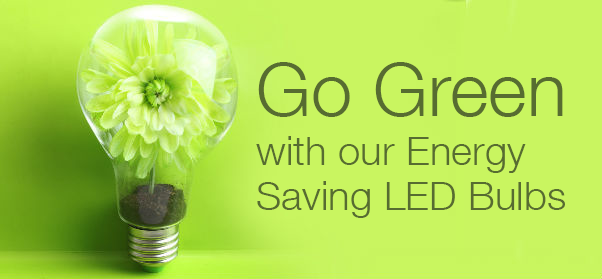 Energy Saving LED light Bulbs