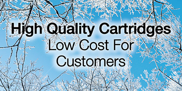 high quality cartridges low cost for customers