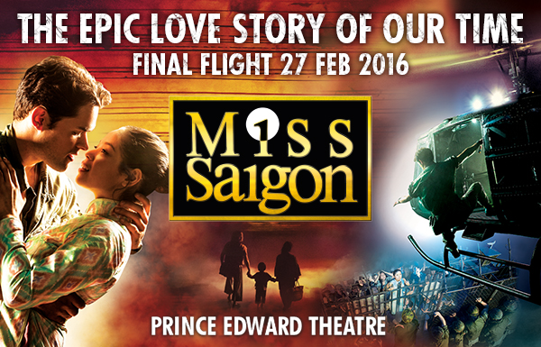 The Company of Miss Saigon - Late Night Cabaret, Live in the Delfont Room