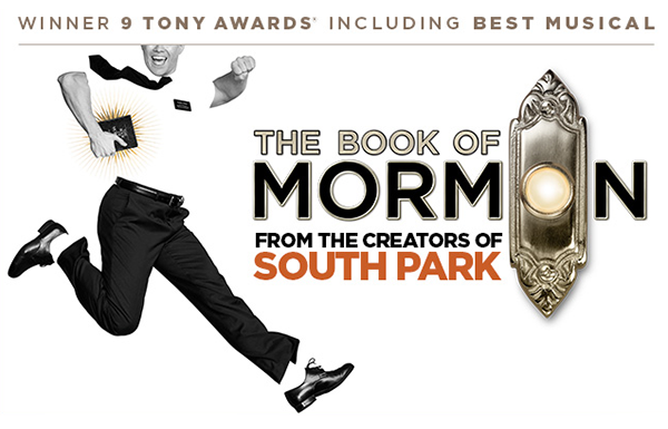 The Company of The Book of Mormon - Late Night Cabaret, Live in the Delfont Room
