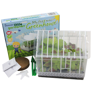 Little Gardeners Mini Greenhouse