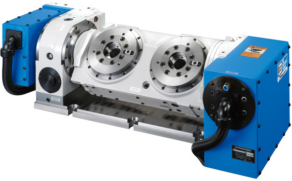rapid 5-axis machining